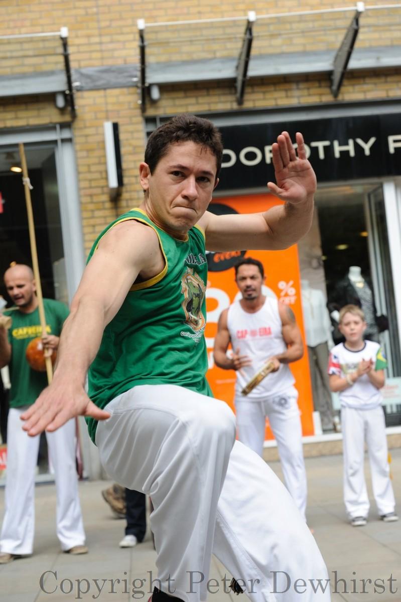 Capoeira Swindon